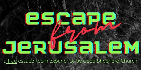 Escape From Jerusalem tickets
