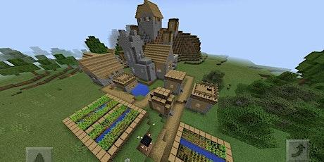 Minecraft: Burgen & Kathedralen im Mittelalter Tickets