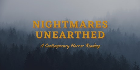 Nightmares Unearthed: A Contemporary Horror Reading tickets