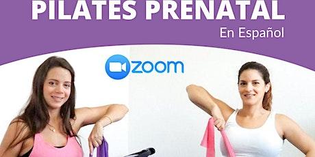 Pilates prenatal biglietti