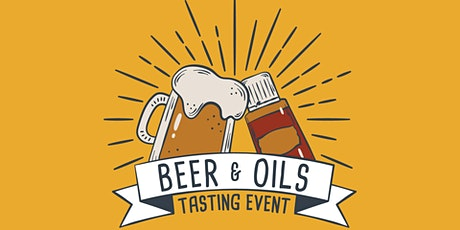 Oils and Craft Beer Pairing Event (Virtual) tickets