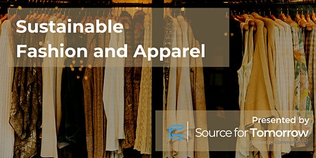 Sustainable Fashion and Apparel tickets