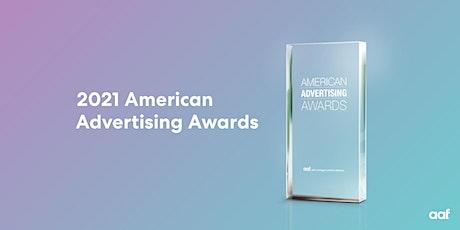 2021 American Advertising Awards tickets