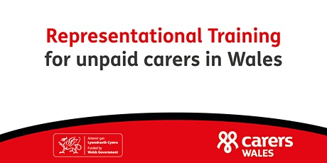 Representational Training for Unpaid Carers tickets