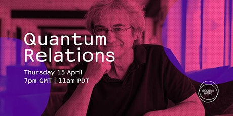 Carlo Rovelli: Quantum Relations tickets