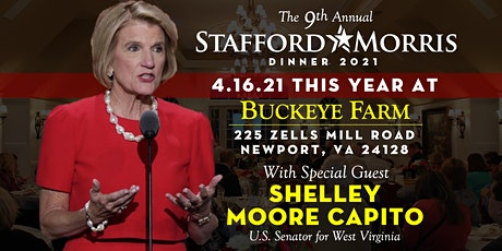 9th Annual Stafford-Morris Dinner tickets