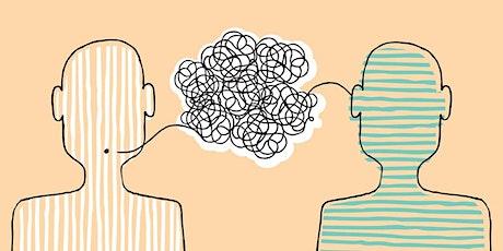 Einfache Sprache: Mehr und glücklichere Klient*innen in der Paarberatung Tickets