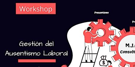 Workshop de Control del Ausentismo Laboral - COVID - 19 entradas
