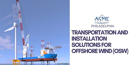 Energy Series: Transportation and Installation Solutions For Off Shore Wind tickets