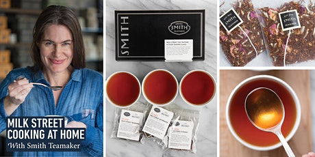 Cooking at Home with Smith Tea: Tea Tasting 201 tickets