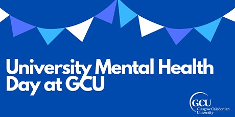 Student Mindfulness Sessions - University Mental Health Day at GCU Tickets