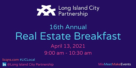 16th Annual Real Estate Breakfast tickets