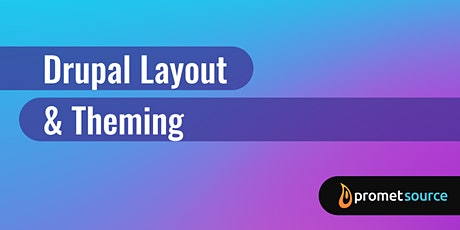 Drupal 9 Layout & Theming (1 day) tickets