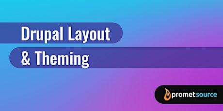 Drupal 8/9 Layout & Theming (1 day) biglietti