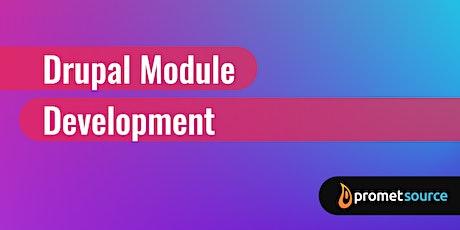 Drupal 9 Module Development (2 Days) tickets
