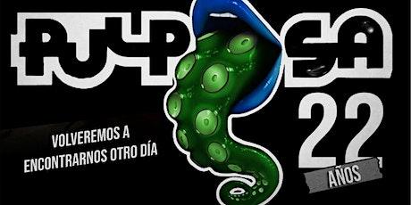 La Pulposa - 27/3 El Amparo Bar entradas