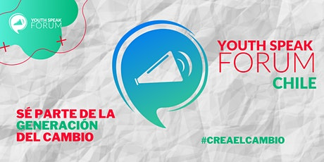 Youth Speak Forum 2021 entradas