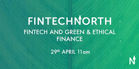 FinTech and Green & Ethical Finance tickets