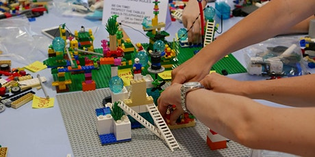 COVID19 challenge: Remote LEGO® SERIOUS PLAY® hands-on introduction tickets