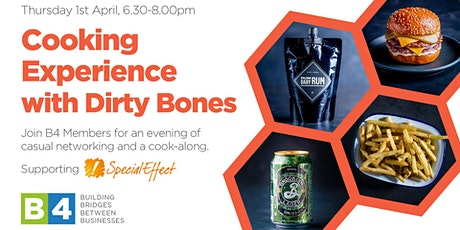 Cooking Experience with Dirty Bones tickets
