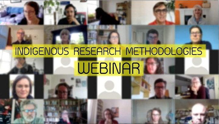 Indigenous Research Methodologies webinar image