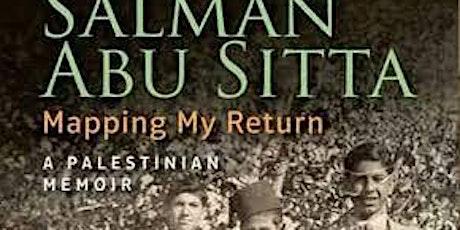 Mapping Palestine - a conversation with Salman Abu Sitta tickets