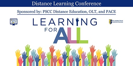 PSCC Distance Learning Conference tickets