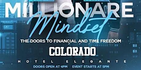 Millionaire Mindset! tickets