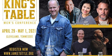 King's Table Men's Conference tickets