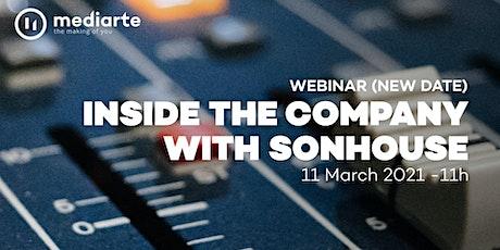 Inside the company avec Sonhouse billets