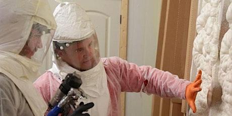 3 Day Fiberglass and Spray Foam Insulation Training | Nashville, TN tickets
