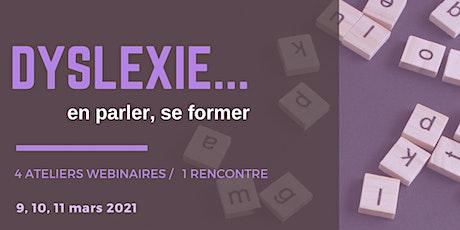 Dyslexie et bibliothèque : collections et services adaptés billets