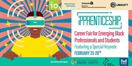 ipprenticeship: Career Fair for Emerging Black Professionals and Students tickets