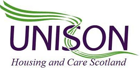 UNISON Housing and Care Scotland Branch AGM 2021 (East) tickets