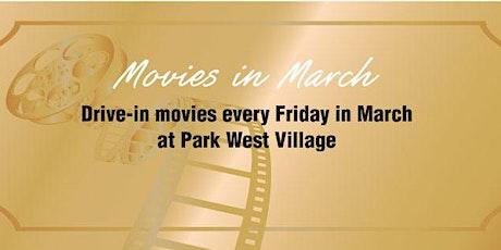 Park West Village, Movies in March, Flashback Friday- Jurassic Park tickets