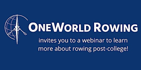 Rowing Post-College: A Conversation with High Performance Coaches tickets