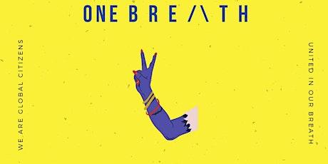 ONE BREATH / MADRID entradas