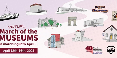 March (April) of the Museums 2021 - Activity Bag Register & Pick up! tickets