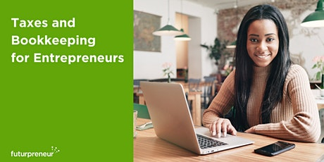Taxes and Bookkeeping for Entrepreneurs tickets