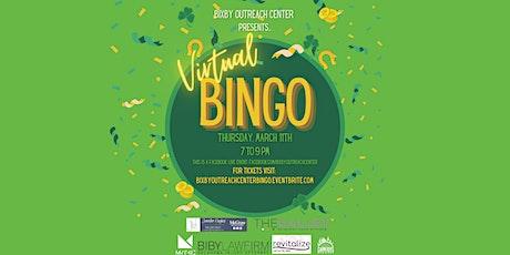 Bixby Outreach Center Virtual Bingo! tickets