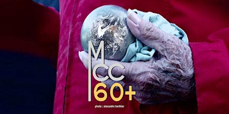 MCC_60+ / Rencontre virtuelle et accessibilité culturelle! (90') tickets
