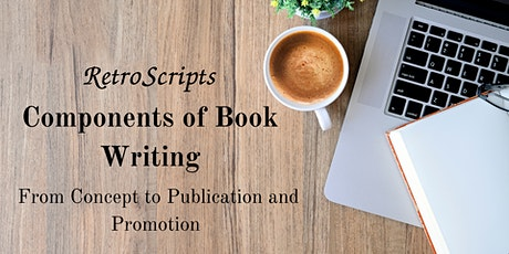 Components to Book Writing Program tickets