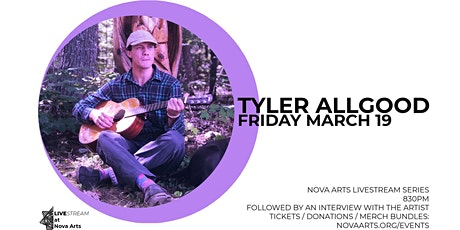 Tyler Allgood Livestream tickets