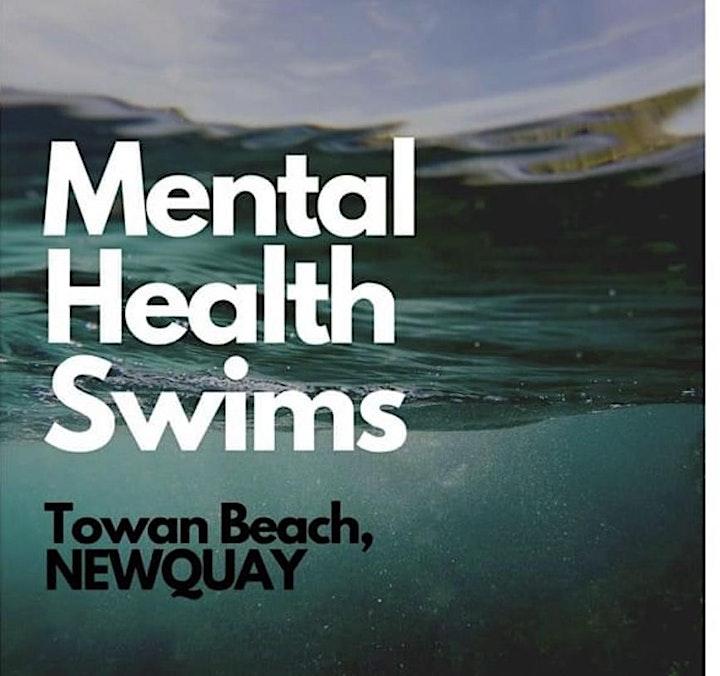 Newquay  Mental Health Swim image