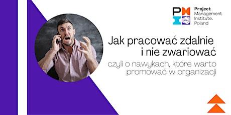 54. Seminarium PMI Poland Chapter Wroclaw Branch tickets