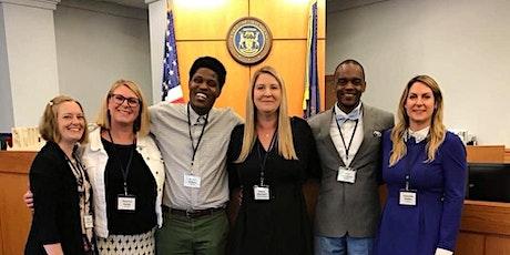 Sentencing Advocacy Workshop Program 6 tickets