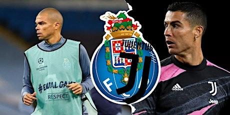 ONLINE@!. Porto - Juventus in. Dirett Live 2021 bilhetes