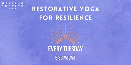 Restorative Yoga For Resilience tickets