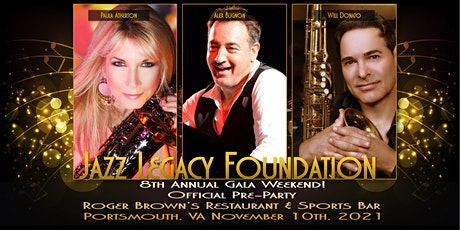 Official Pre-Party - Alex Bugnon - Paula Atherton & Will Donato tickets