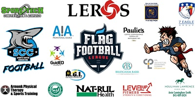 1st & 2nd Grade Flag Football League 2021